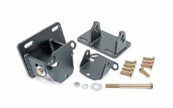 Trans-Dapt Performance Products - TD4530 - Trans Dapt Solid Motor Mount Kit , ChevyLS into S10 , S15 (2WD)