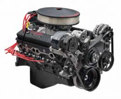 cpssp350357t56 - chevrolet performance sp350 357hp deluxe engine with t56  transmission package