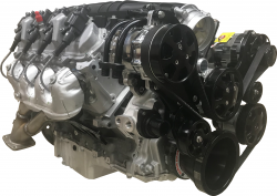 PACE Performance - GMP-19418843-2BHX - LT1 Wet-Sump 6.2L 455 HP Crate Engine by Pace Performance