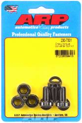 "ARP - ARP2307301 -ARP Heavy Duty Torque Converter Bolt Kit- GM TH 350 With 11"" Converter - 3/8""-24 X .750 Nut And Bolt - Black Oxide, 12 Point"