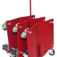 Autodolly - M998072 - Rolling Rack by Auto Dolly