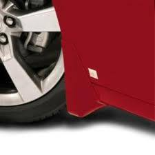 GM (General Motors) - 92214930 - 2010-11 Camaro, Red Jewel (GAQ), Front and Rear Quarter Flares, Not For Use with Ground Effects