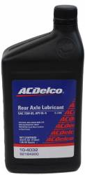 GM (General Motors) - 92184900 - Gm/Ac Delco Rear Axle Lubricant (75W-85) - 33.8 Oz. (1L)