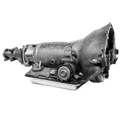 GM (General Motors) - 24216083 - Chevrolet Performance 4L60E for 1955-96 SBC Engines
