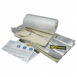 Heatshield Products - HSP300000 - Stealth Turbocharger And Downpipe  Heat Wrap Kit