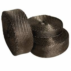"Heatshield Products - HSP372005 - Lava Wrap 2"" X 15' Exhaust Wrap - Brown In Color"