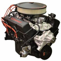 PACE Performance - Small Block Crate Engine by Pace Performance 350 290HP with Black Trim GMP-19355658-2X