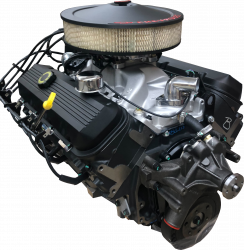 PACE Performance - GMP-12568778-F2X - Pace Fuel Injected CPP 502HO 450HP EFI  Engine Package