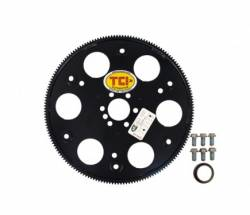 TCI Transmission - TCI399754 - Flexplate LS1/2/3/6/7 Engine to 4L80E Converter/Transmission Wide Pattern SFI Approved