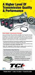 TCI Transmission - TCI311038P1 - TH350 CHEV SIZZLER P