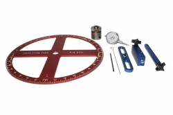 Competition Cams - Competition Cams Pro Degree Wheel Kit 4941