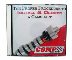 Competition Cams - Competition Cams Instructional Material DVD 190DVD