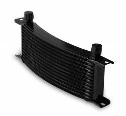 Earls Plumbing - Temp-A-Cure Curved Oil Cooler Earls Plumbing 71308AERL