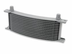 Earls Plumbing - Earls Plumbing Temp-A-Cure Curved Oil Cooler 71008ERL
