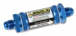 Earls Plumbing - Earls Plumbing Fuel Filter 230106ERL