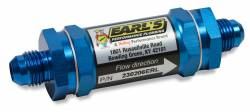 Earls Plumbing - Earls Plumbing Fuel Filter 230208ERL
