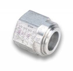 Earls Plumbing - Earls Plumbing Aluminum Adapter Weld Fitting 987106ERL