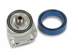 Earls Plumbing - Earls Plumbing Billet Oil Thermostat 504ERL