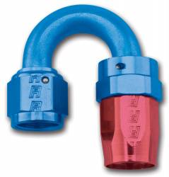 Russell - Russell Full Flow Swivel Hose End 180 Deg. End 613530
