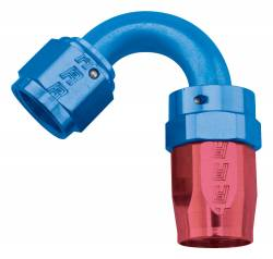 Russell - Russell Full Flow Swivel Hose End 120 Deg. End 613420