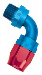 Russell - Russell Full Flow Swivel Hose End 90 Deg. Swivel Pipe Thread Hose End 612100