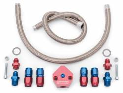 Russell - Russell Fuel Line Kit Performer SeriesTunnel Ram Kit 650080