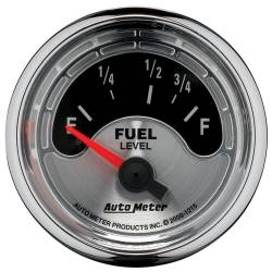 AutoMeter - AutoMeter American Muscle Fuel Level Gauge 1215