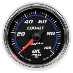 AutoMeter - AutoMeter Cobalt Electric Oil Pressure Gauge 6153