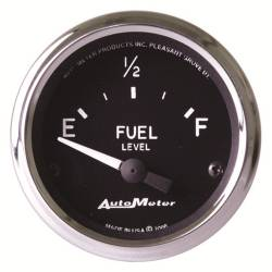 AutoMeter - AutoMeter Cobra Electric Fuel Level Gauge 201975