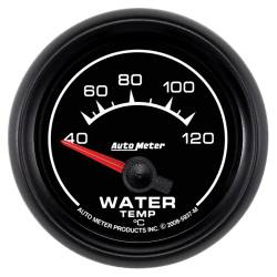 AutoMeter - AutoMeter ES Electric Water Temperature Gauge 5937-M