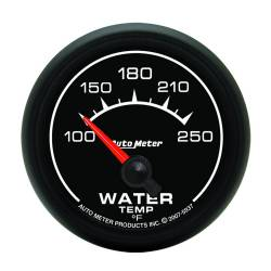AutoMeter - AutoMeter ES Electric Water Temperature Gauge 5937