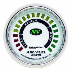 AutoMeter - AutoMeter NV Electric Air Fuel Ratio Gauge 7375