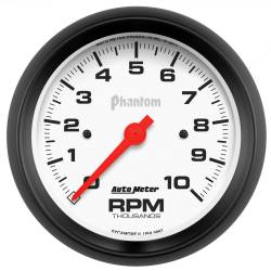 AutoMeter - AutoMeter Phantom In-Dash Electric Tachometer 5897