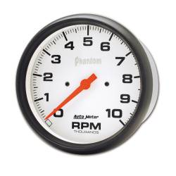 AutoMeter - AutoMeter Phantom In-Dash Electric Tachometer 5898