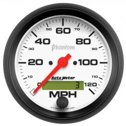 AutoMeter - AutoMeter Phantom In-Dash Electric Speedometer 5887