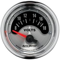 AutoMeter - AutoMeter American Muscle Voltmeter 1294