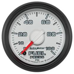 AutoMeter - AutoMeter Factory Match Fuel Pressure Gauge 8563