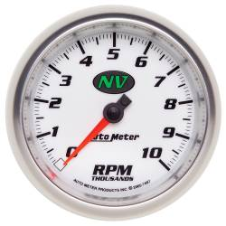 AutoMeter - AutoMeter NV In-Dash Tachometer 7497