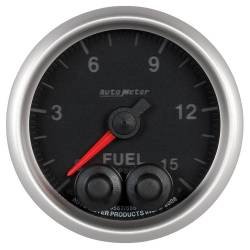 AutoMeter - AutoMeter Elite Series Fuel Pressure Gauge 5667