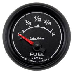 AutoMeter - AutoMeter ES Electric Fuel Level Gauge 5913