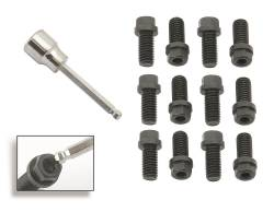 Mr. Gasket - Mr. Gasket Header Bolt Set 3420G