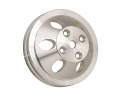 Mr. Gasket - Mr. Gasket Billet Style Aluminum Water Pump Pulley 5315