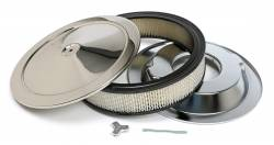 Trans-Dapt Performance Products - Trans-Dapt Performance Products Chrome Air Cleaner Stainless 2463