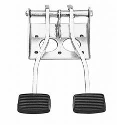Trans-Dapt Performance Products - Trans-Dapt Performance Products Dual Swing Brake Pedal 4149