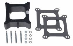 Trans-Dapt Performance Products - Trans-Dapt Performance Products Plastic Phenolic 4 Barrel Carb Spacer 2561