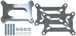 Trans-Dapt Performance Products - Trans-Dapt Performance Products Holley 2 Barrel Carb Spacer 2135