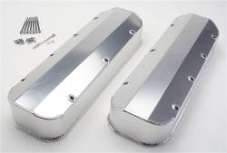 Trans-Dapt Performance Products - Trans-Dapt Performance Products Hamburgers Fabricated Valve Cover Set 1086