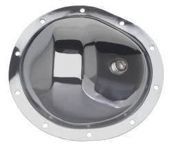 Trans-Dapt Performance Products - Trans-Dapt Performance Products Chrome Complete Differential Cover Kit 8784
