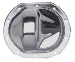 Trans-Dapt Performance Products - Trans-Dapt Performance Products Chrome Complete Differential Cover Kit 9044