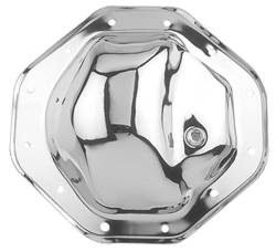 Trans-Dapt Performance Products - Trans-Dapt Performance Products Chrome Complete Differential Cover Kit 9041
